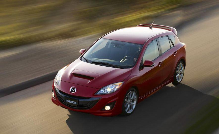 2011 Mazdaspeed 3 - Slide 1