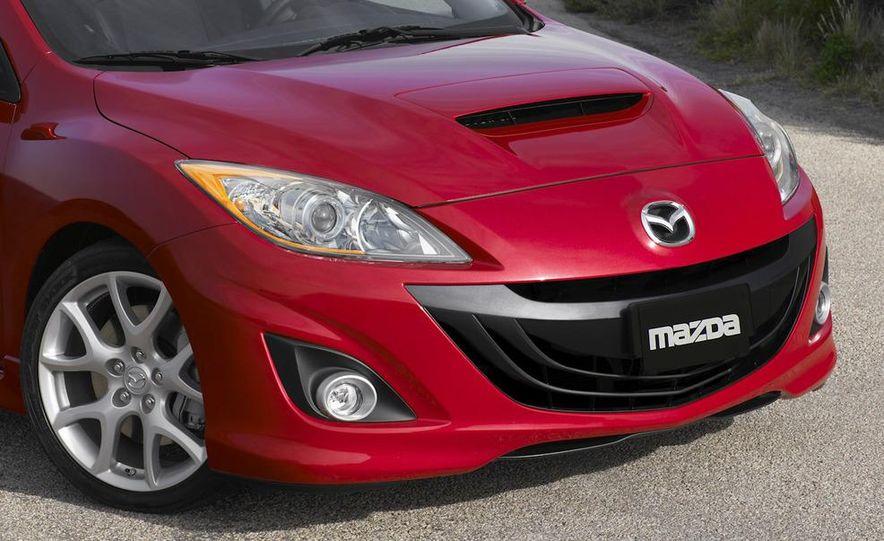 2011 Mazdaspeed 3 - Slide 5