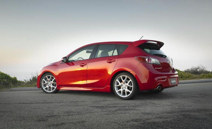 2011 Mazdaspeed 3 - Slide 4