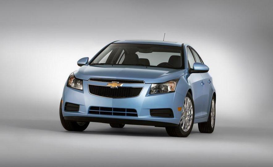 2011 Chevrolet Cruze Eco - Slide 4