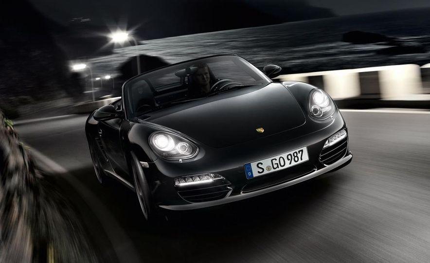 2011 Porsche Boxster S Black Edition - Slide 14