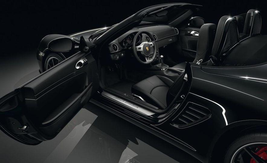 2011 Porsche Boxster S Black Edition - Slide 16