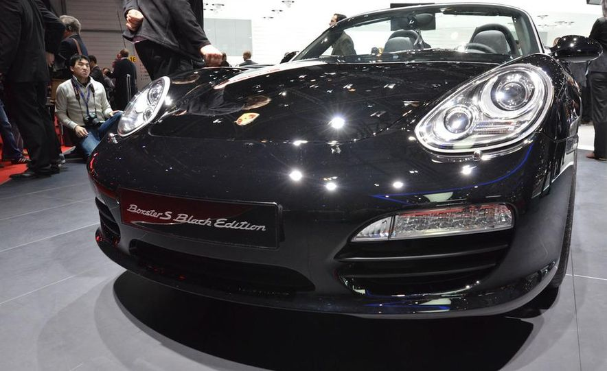 2011 Porsche Boxster S Black Edition - Slide 1
