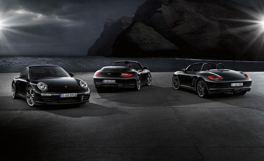2011 Porsche Boxster S Black Edition - Slide 13