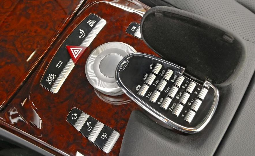 2014 Mercedes-Benz S-class (spy photo) - Slide 21