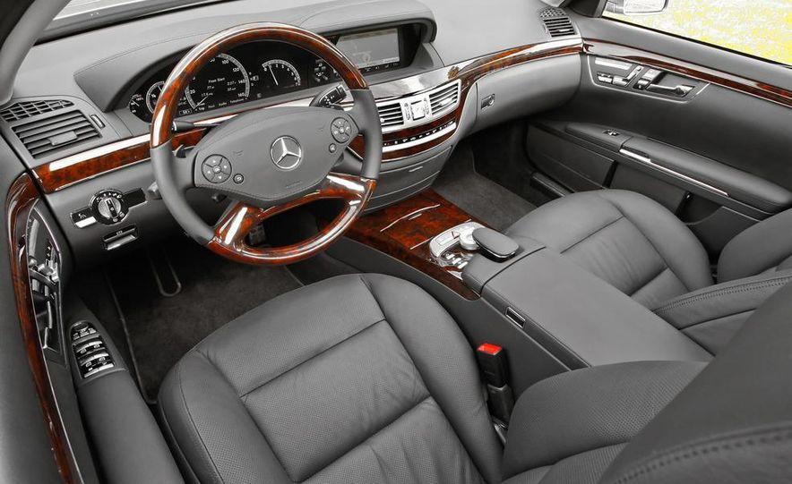 2014 Mercedes-Benz S-class (spy photo) - Slide 18