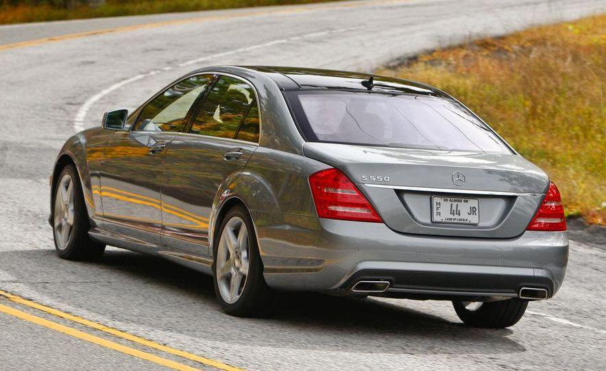 2014 Mercedes-Benz S-class (spy photo) - Slide 13