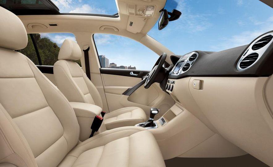2012 Volkswagen Tiguan (European spec) - Slide 16