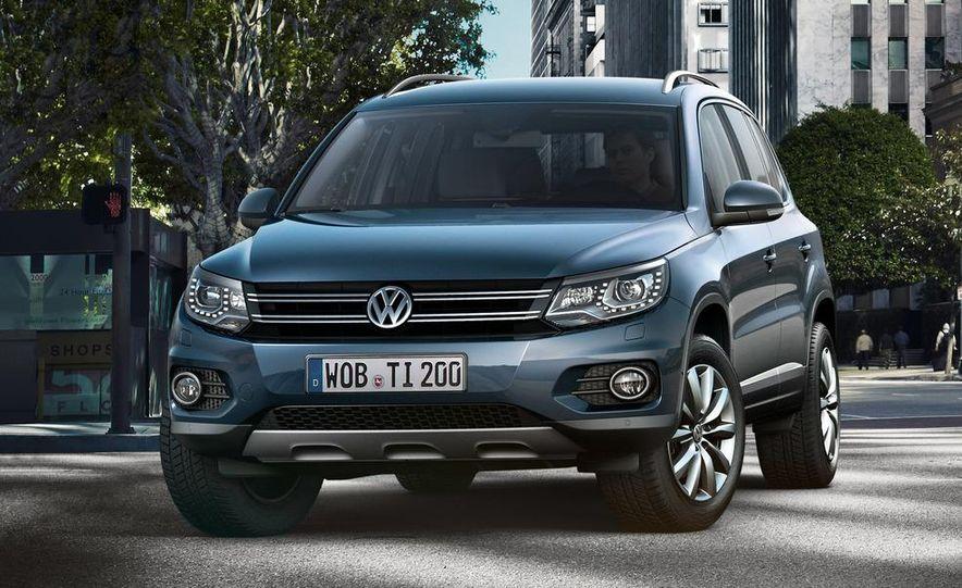 2012 Volkswagen Tiguan (European spec) - Slide 1