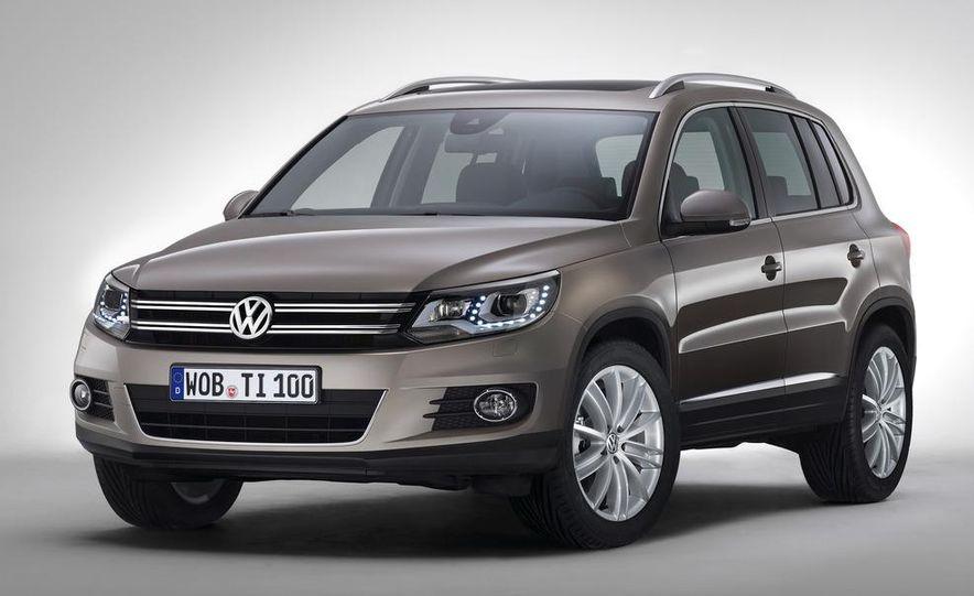 2012 Volkswagen Tiguan (European spec) - Slide 3