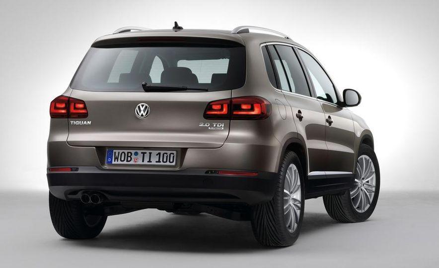 2012 Volkswagen Tiguan (European spec) - Slide 4