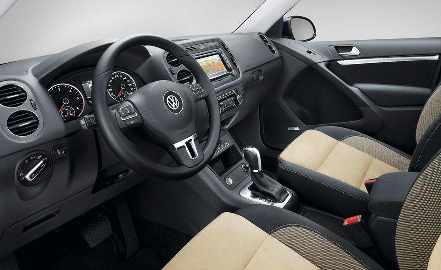 2012 Volkswagen Tiguan (European spec) - Slide 5