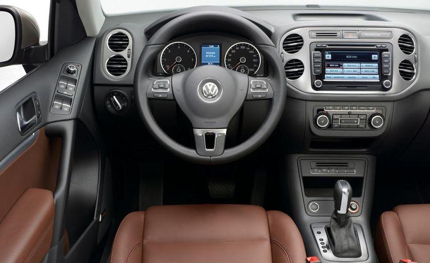 2012 Volkswagen Tiguan (European spec) - Slide 6