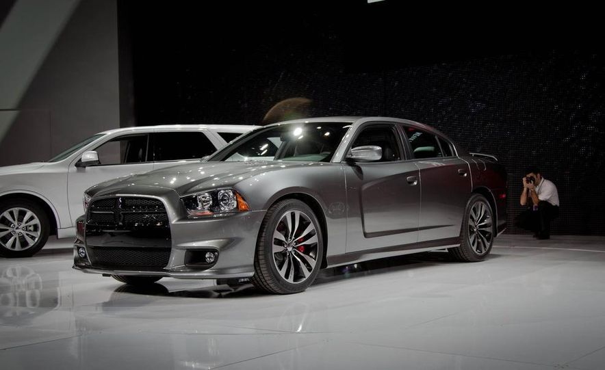 2012 Dodge Charger SRT8 Pictures  Photo Gallery  Car and Driver