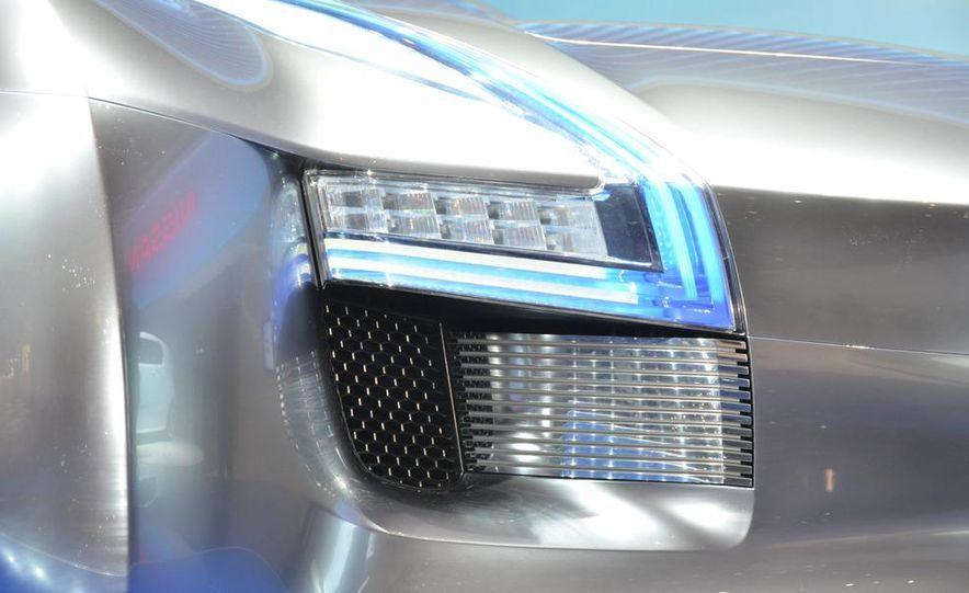 Nissan ESFLOW concept - Slide 10