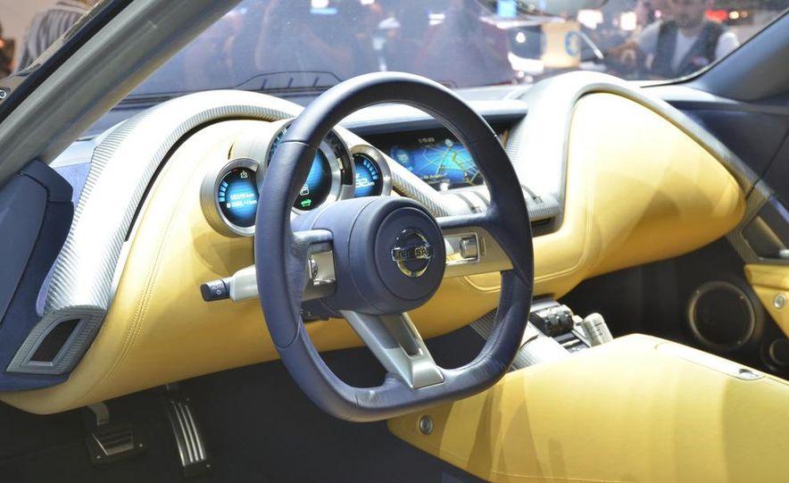 Nissan ESFLOW concept - Slide 20