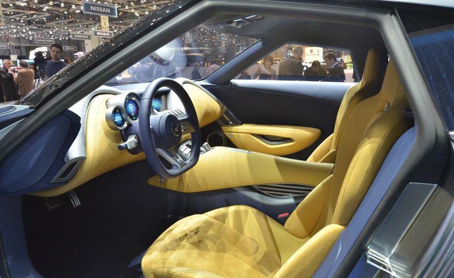 Nissan ESFLOW concept - Slide 22