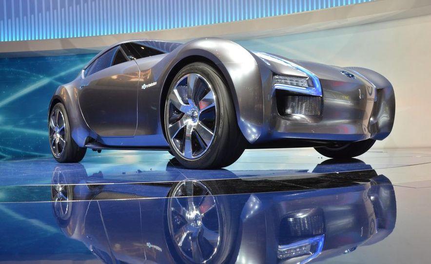 Nissan ESFLOW concept - Slide 3