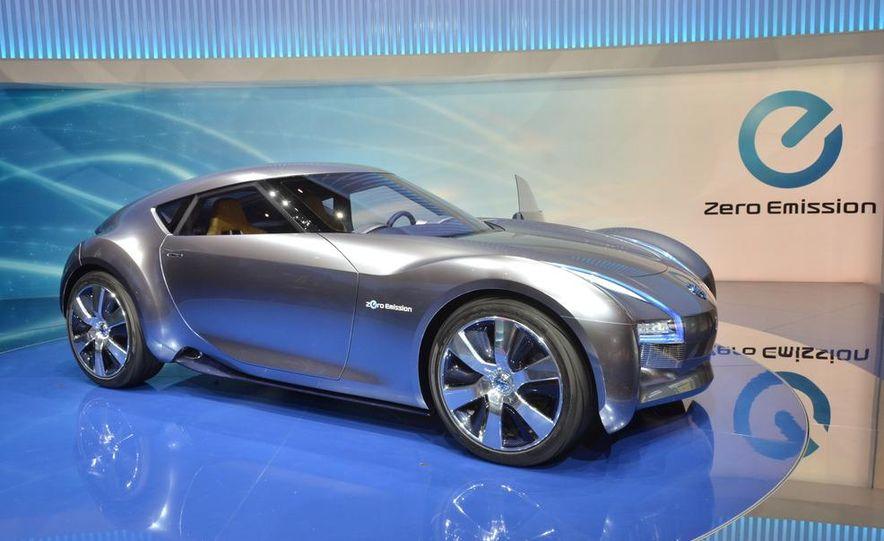 Nissan ESFLOW concept - Slide 4