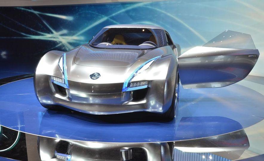 Nissan ESFLOW concept - Slide 5