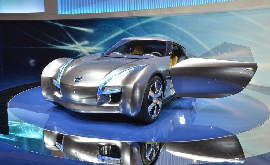 Nissan ESFLOW concept - Slide 6
