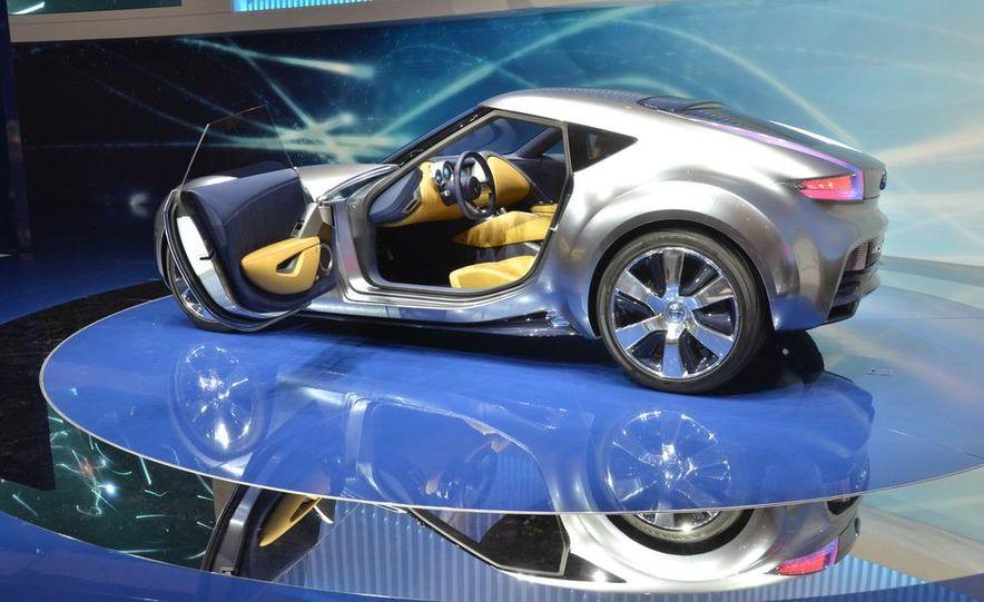 Nissan ESFLOW concept - Slide 7