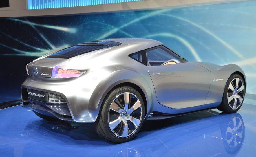 Nissan ESFLOW concept - Slide 8