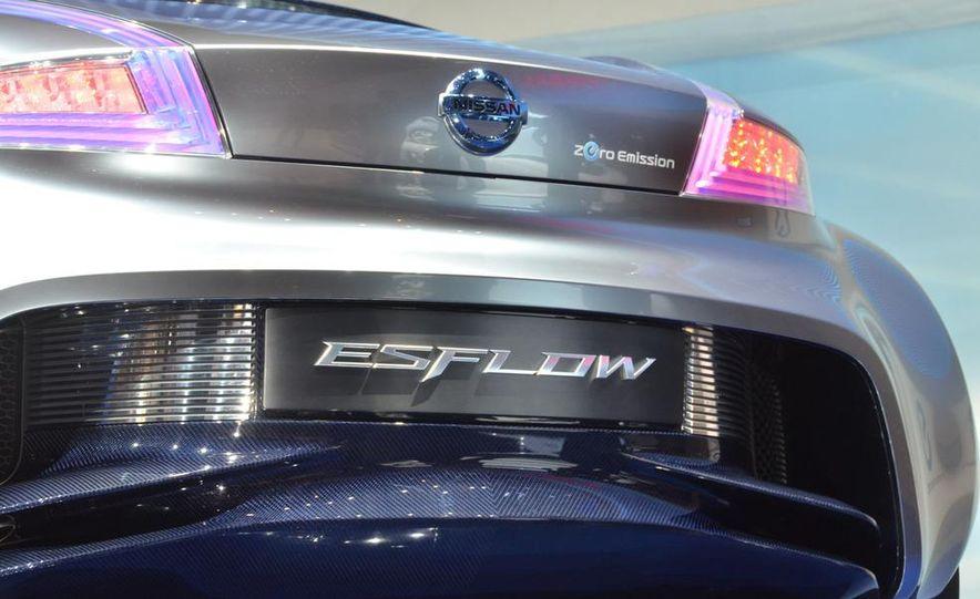Nissan ESFLOW concept - Slide 12