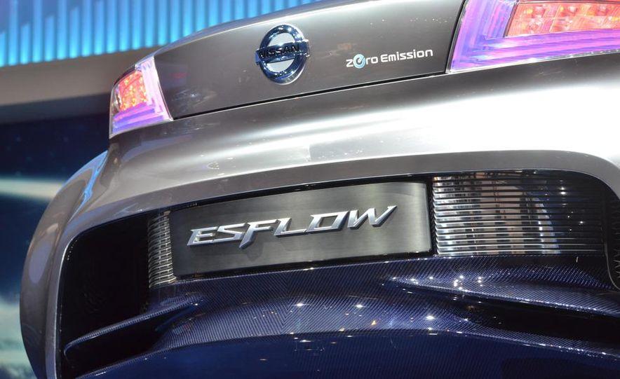 Nissan ESFLOW concept - Slide 13