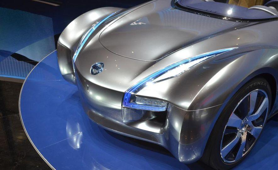 Nissan ESFLOW concept - Slide 19