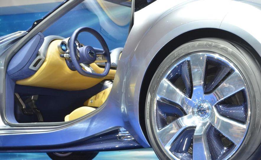 Nissan ESFLOW concept - Slide 25