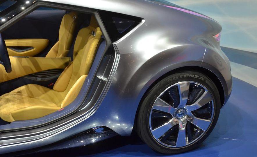 Nissan ESFLOW concept - Slide 26