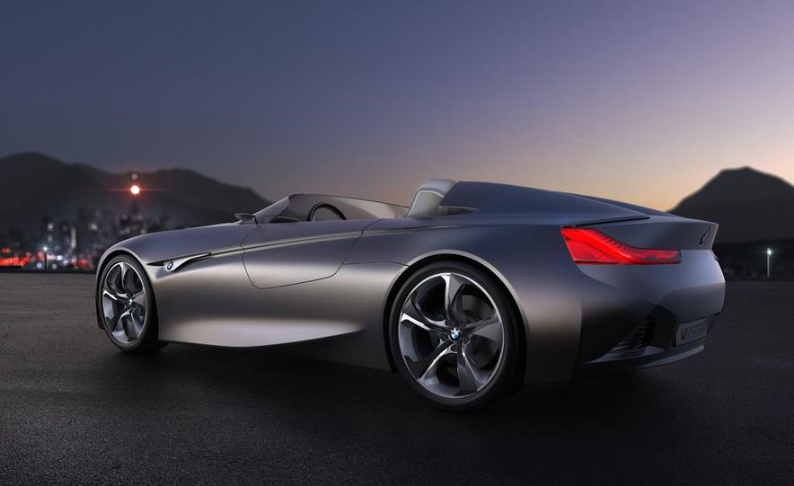 BMW Vision ConnectedDrive concept - Slide 15