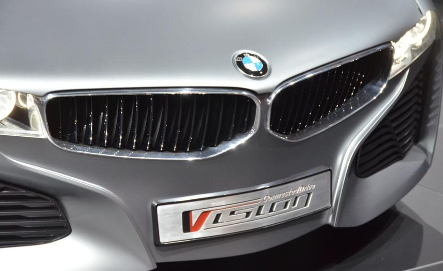 BMW Vision ConnectedDrive concept - Slide 9
