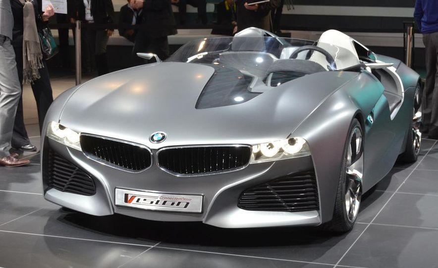 BMW Vision ConnectedDrive concept - Slide 1
