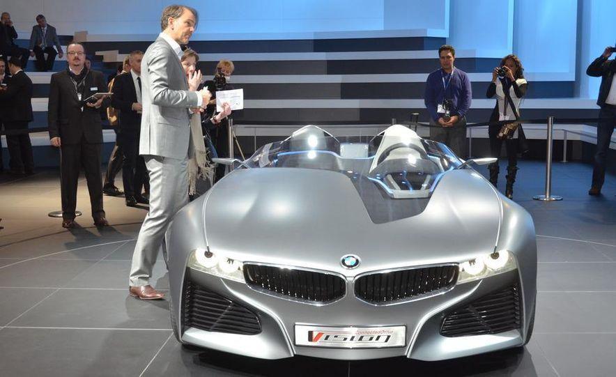 BMW Vision ConnectedDrive concept - Slide 3
