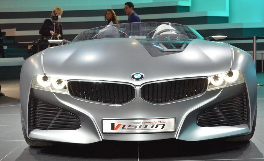 BMW Vision ConnectedDrive concept - Slide 4