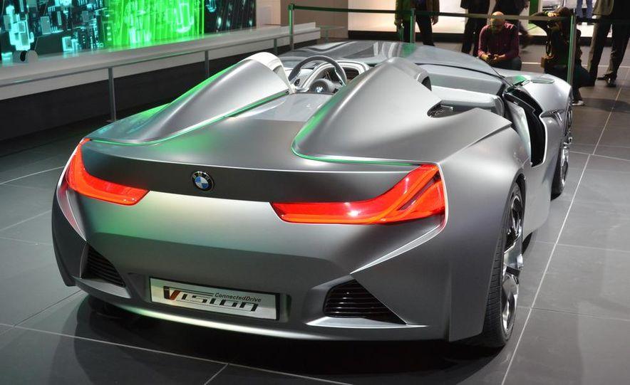 BMW Vision ConnectedDrive concept - Slide 6