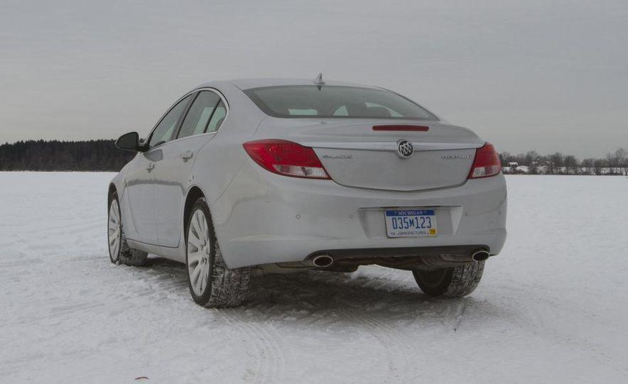 2011 Buick Regal CXL Turbo - Slide 4