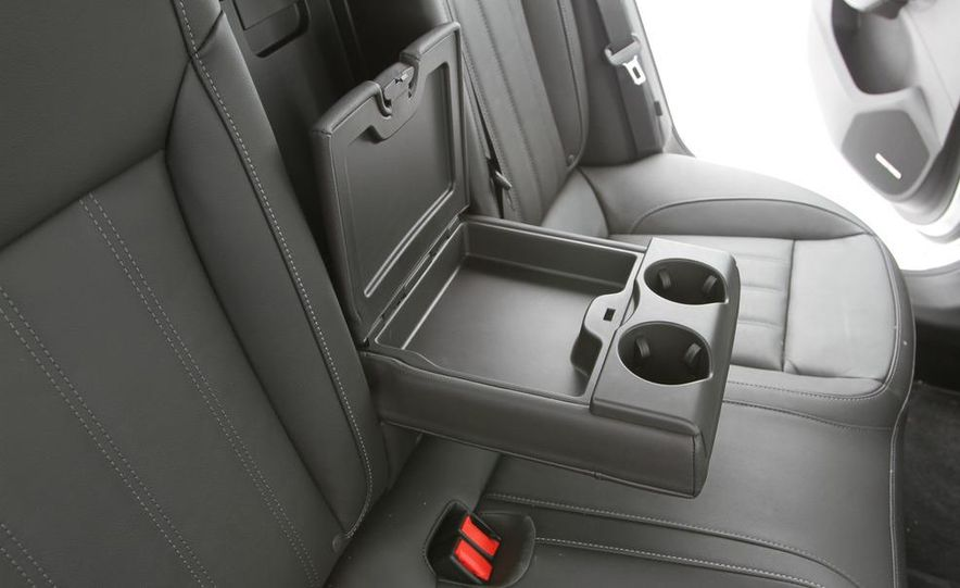 2011 Buick Regal CXL Turbo - Slide 20