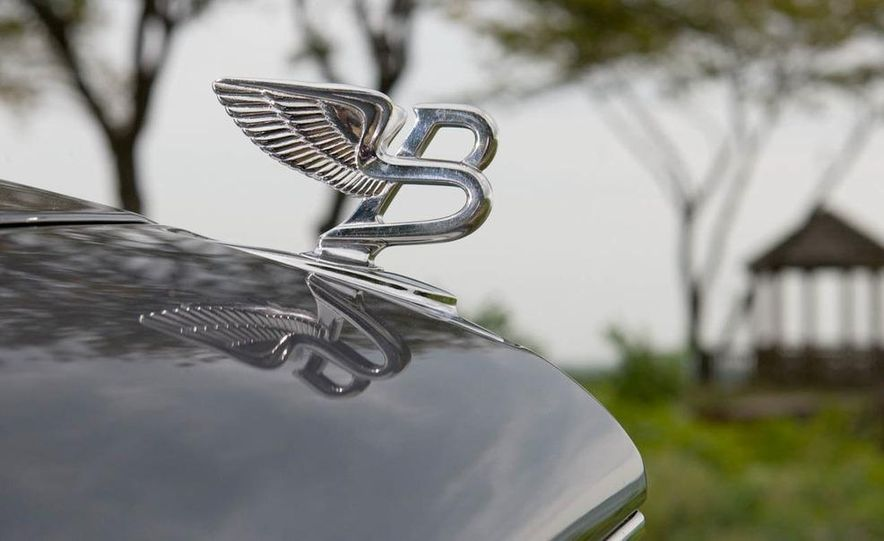 2012 Bentley Mulsanne - Slide 17