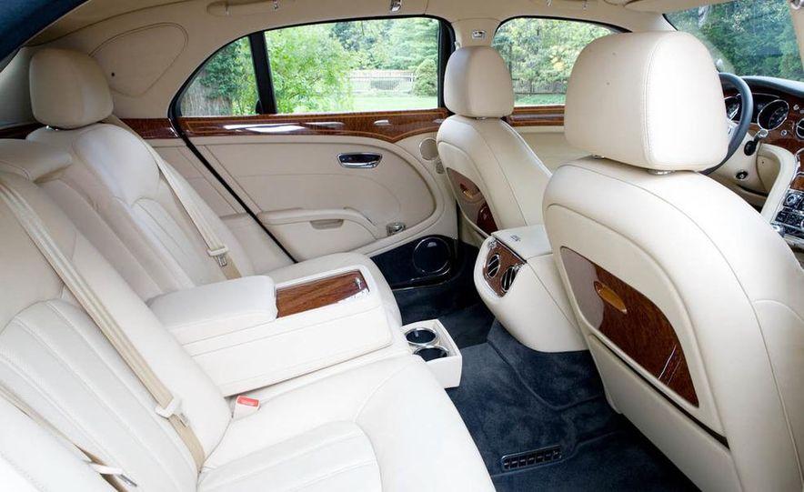 2012 Bentley Mulsanne - Slide 21
