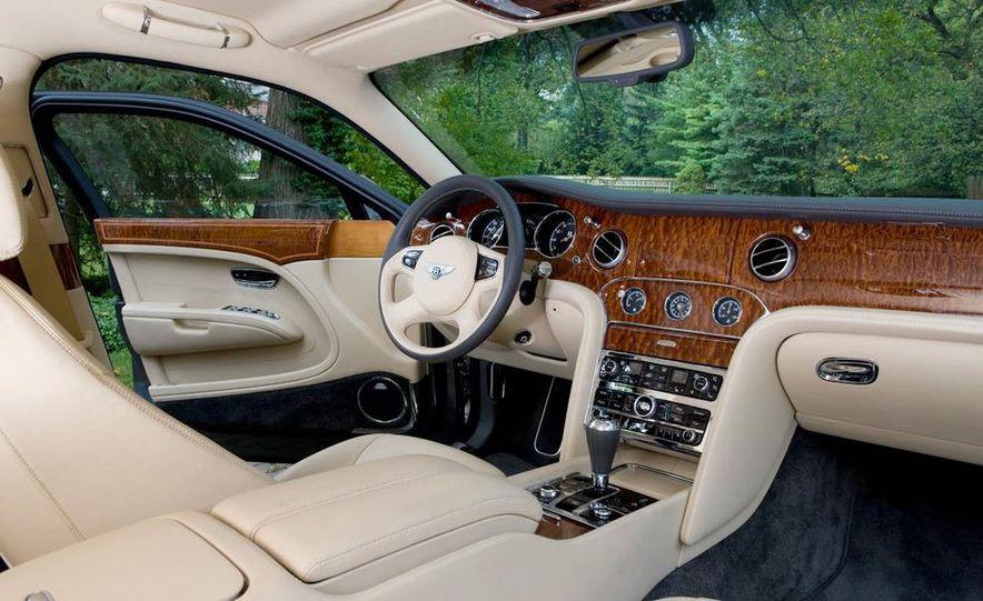 2012 Bentley Mulsanne - Slide 20