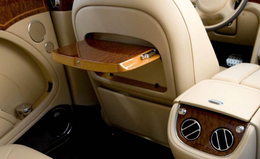 2012 Bentley Mulsanne - Slide 23
