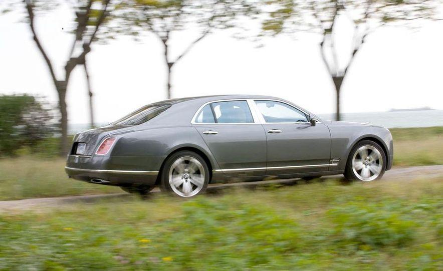 2012 Bentley Mulsanne - Slide 6
