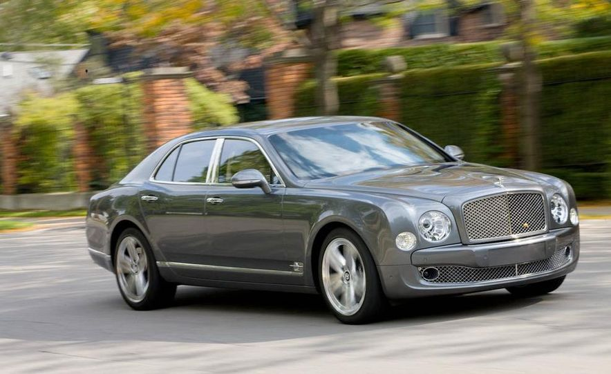 2012 Bentley Mulsanne - Slide 8