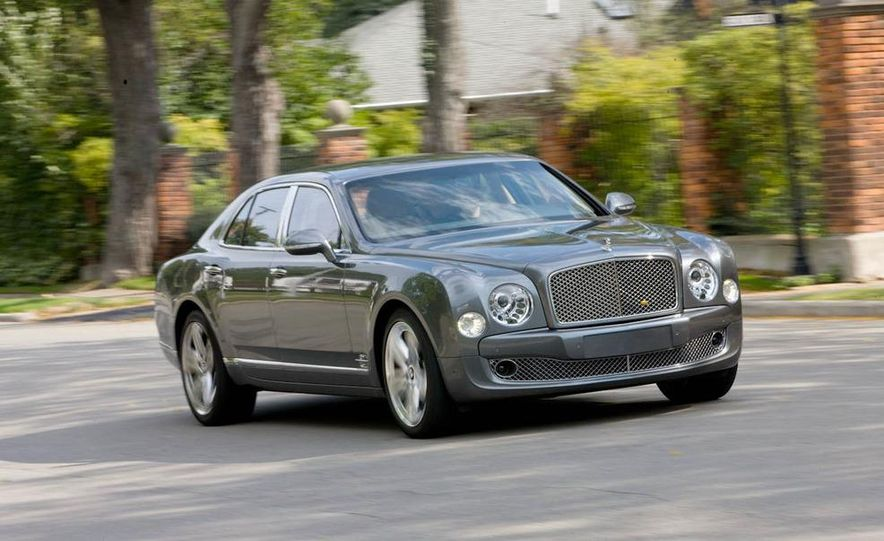 2012 Bentley Mulsanne - Slide 12