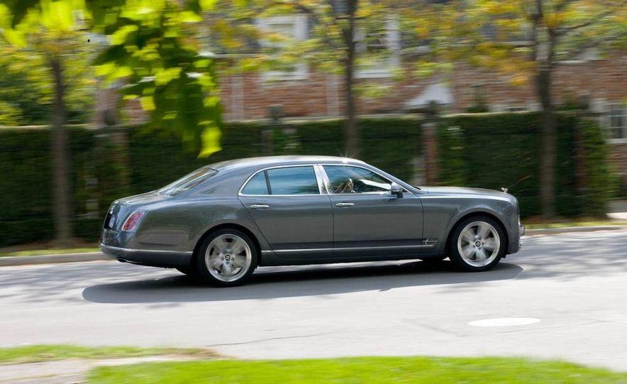 2012 Bentley Mulsanne - Slide 10