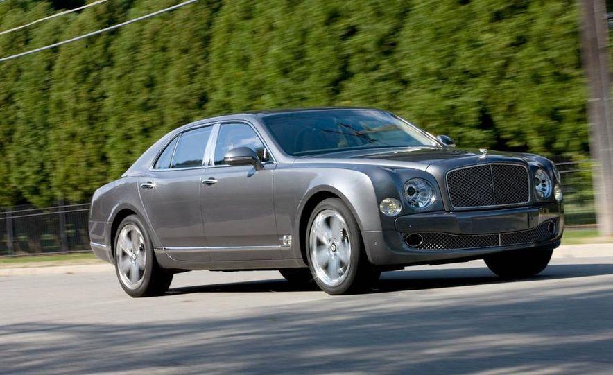 2012 Bentley Mulsanne - Slide 11