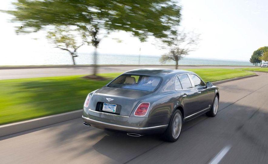 2012 Bentley Mulsanne - Slide 3